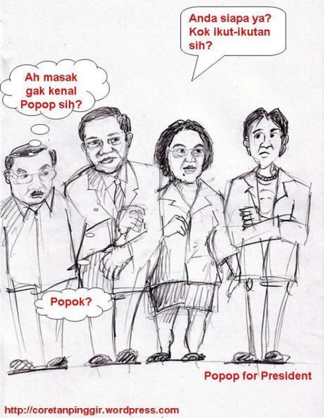 Popop for President