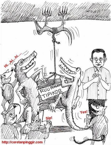 Nasib Pemberantasan korupsi